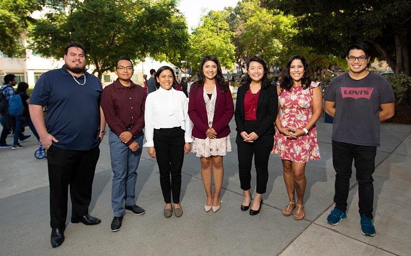 Pre-Doctoral Scholar Group