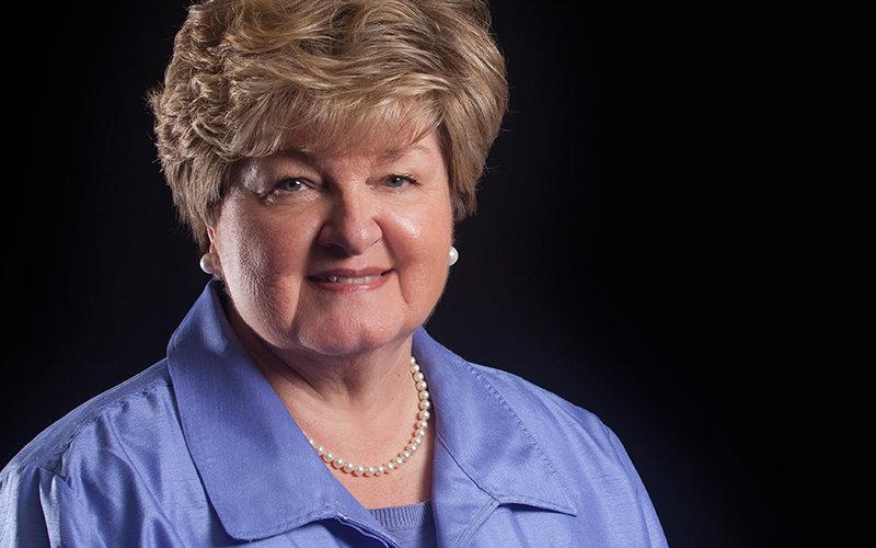 Provost Pam Oliver