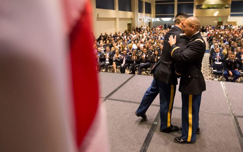 ROTC Cadets