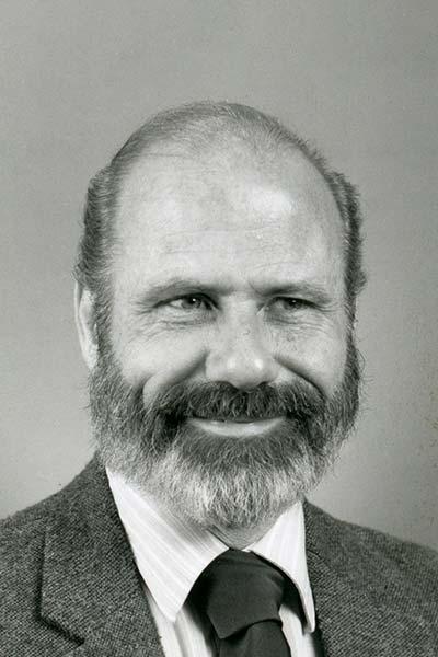 Roger Dittmann, physics professor