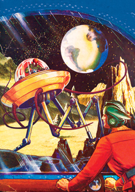 Sci Fi Cover