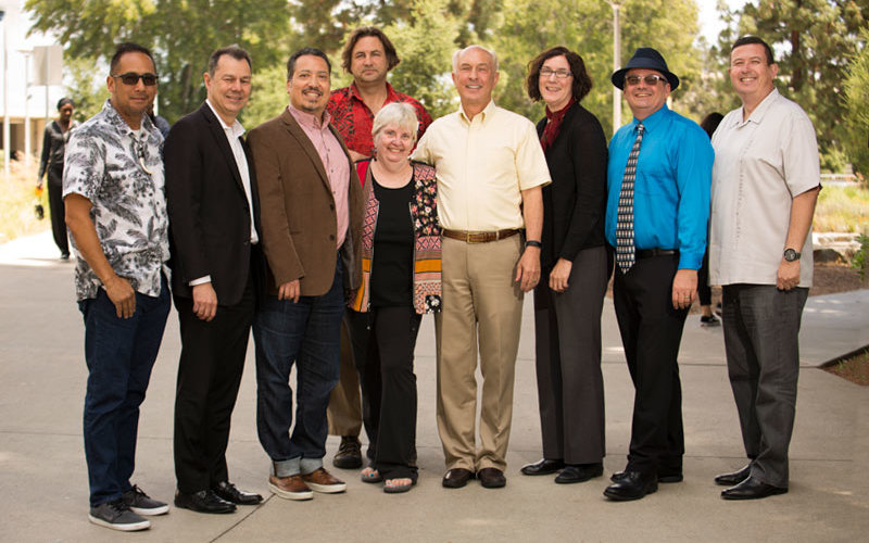Senate Executive Team Members