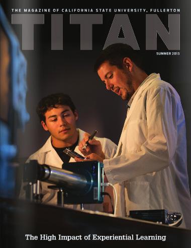 View this issue online - Titan Magazine Summer 2013