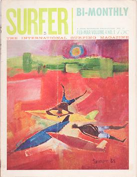 Surfing Exhibition