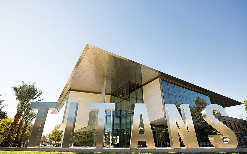 Titan Student Union Expansion
