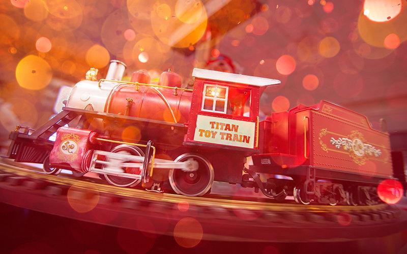 Titan Toy Drive