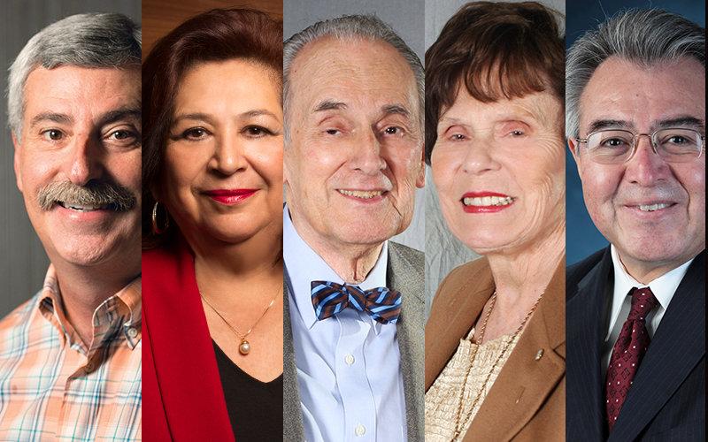 Vision and Visionaries Awardees