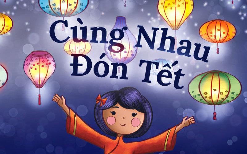 Cùng Nhau Đón Tết Book Cover