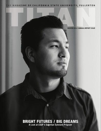 View this issue online - Titan Magazine Winter 2014