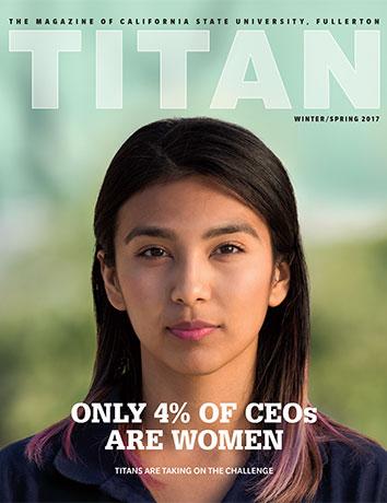 View this issue online - Titan Magazine Winter/Spring 2017