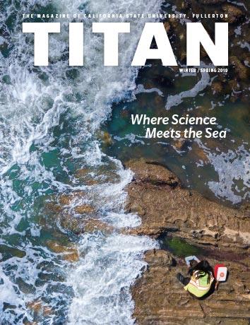 View this issue online - Titan Magazine Winter/Spring 2019