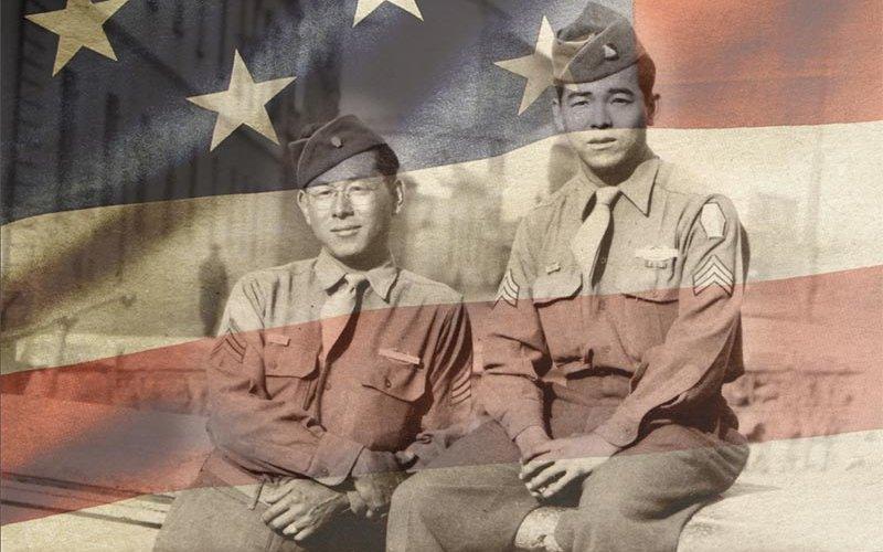 Japanese American soldiers