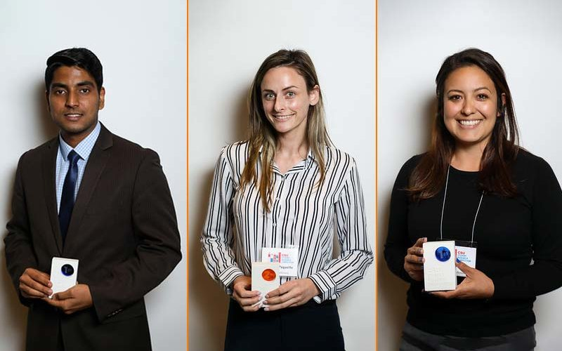 CSU Student Research Competition winners