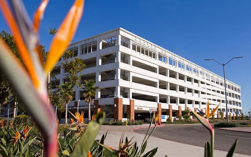 Eastside Parking Structure