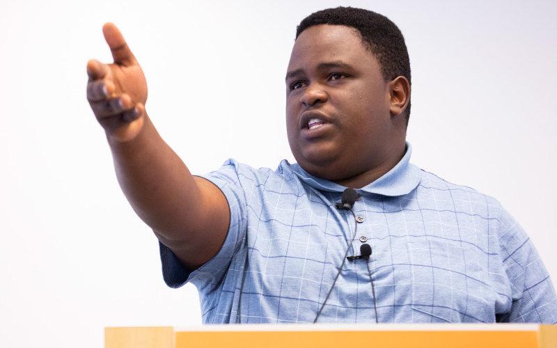 Rwandan debater