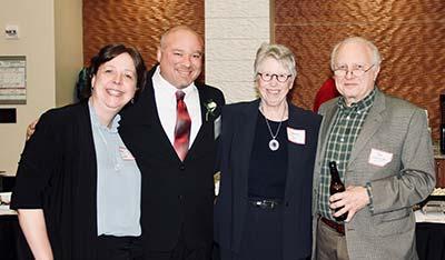 Jason Shepard, Dr. Katy Culver, Dr. Sharon Dunwoody, Dr. Bob Drechsel.