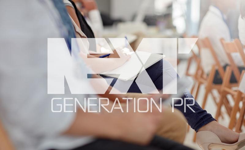 Next Generation PR logo