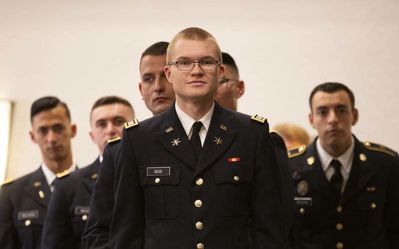 U.S. Army cadets