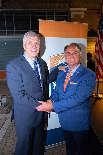 Tom Umberg and Fram Virjee