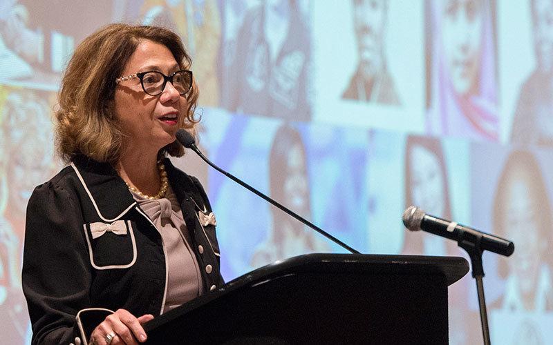 President Mildred Garcia's opening remarks.