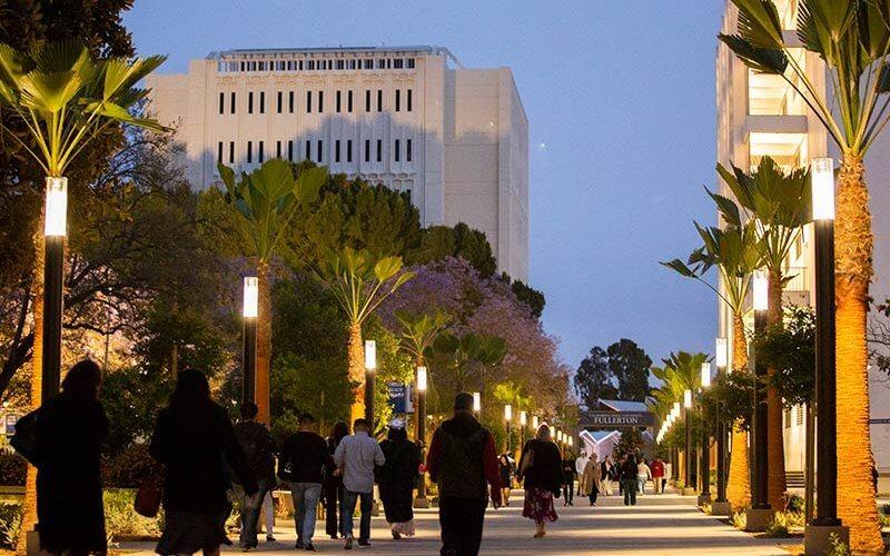 CSUF Twilight Promenade