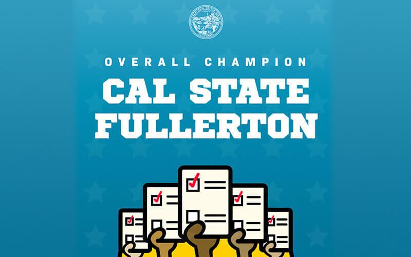 CSUF Ballot Bowl Graphic