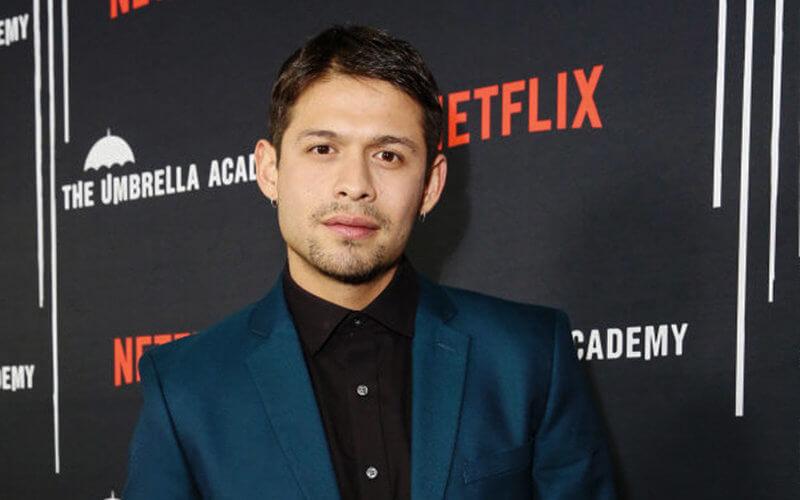 CSUF Alum and Umbrella Academy Actor David Castaneda