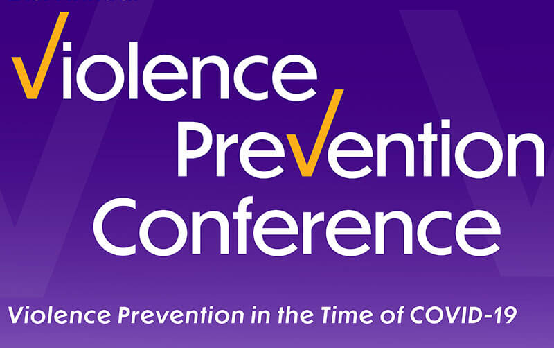 Violence Prevention Conference Graphic