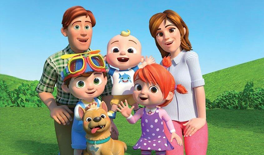 Cocomellon Family