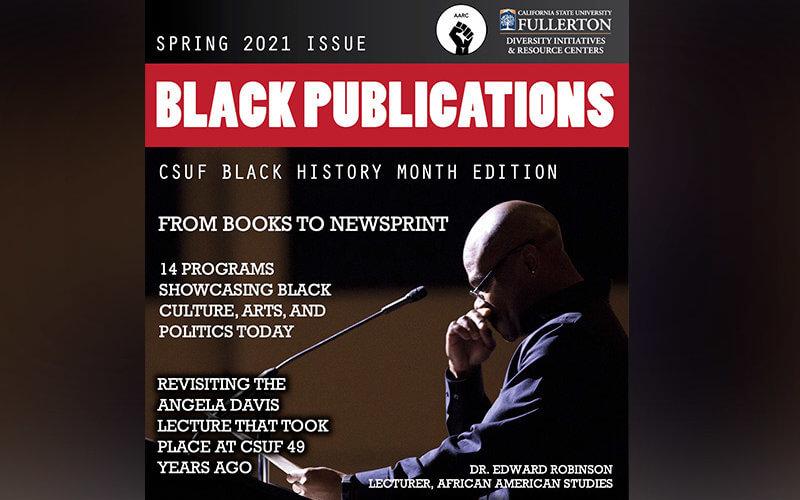 Black History Month Black Publications