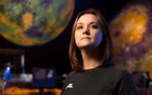 Lauren Du Charme JPL Internship