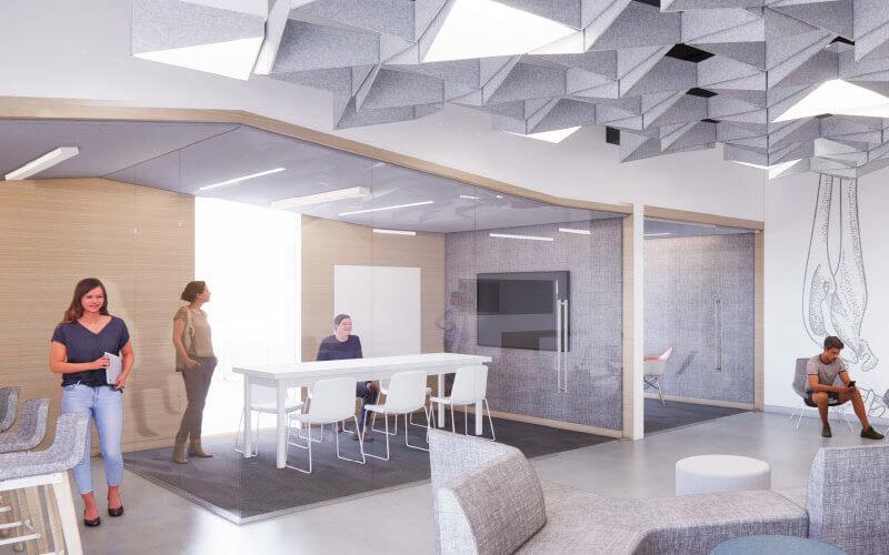 McCarthy Hall Modernization project