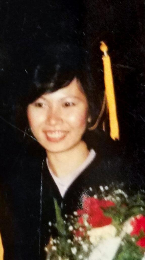Stephanie Lu Graduation