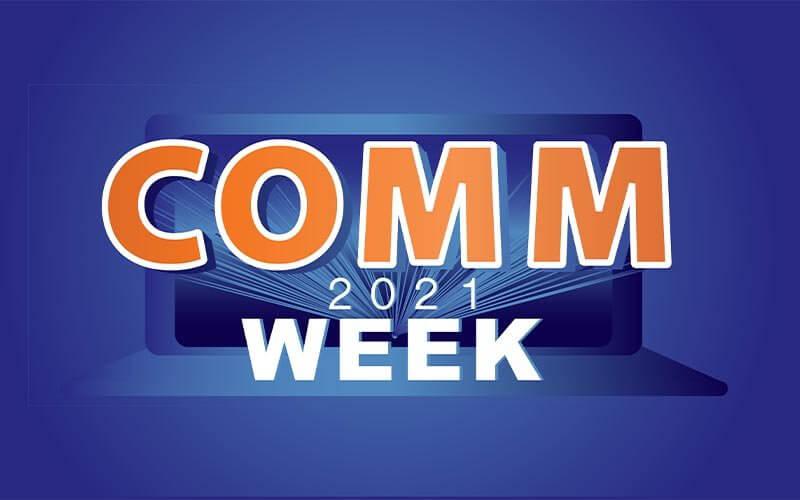 Comm Week 2021