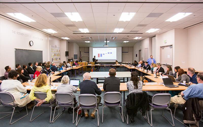 Academic Senate in past session