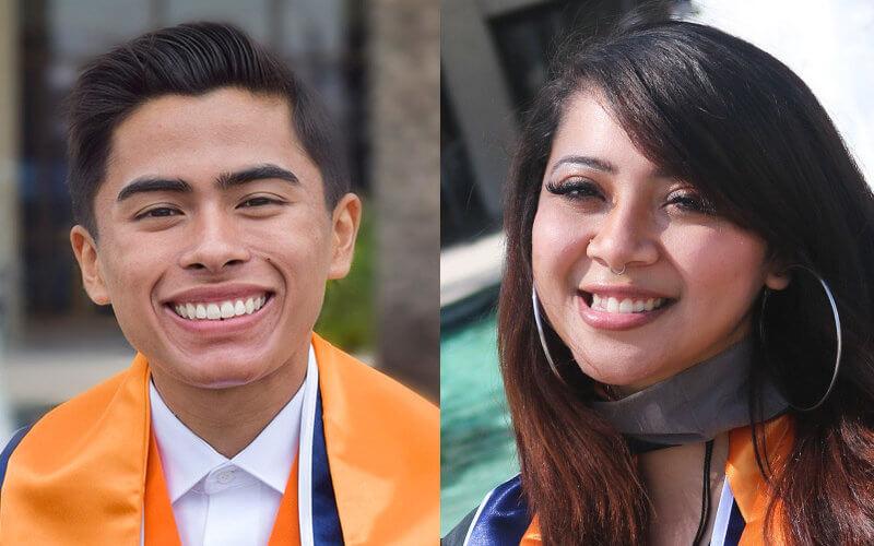 Christopher Quintana and Mercedes Mendoza