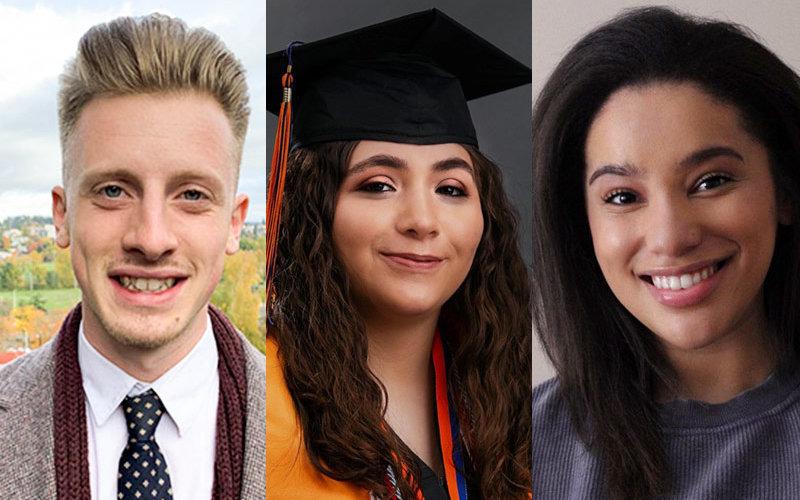 Mellon Mays Graduates