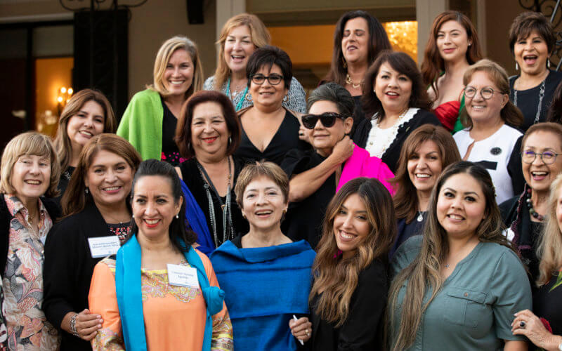 Hispanic Heritage Group Photo