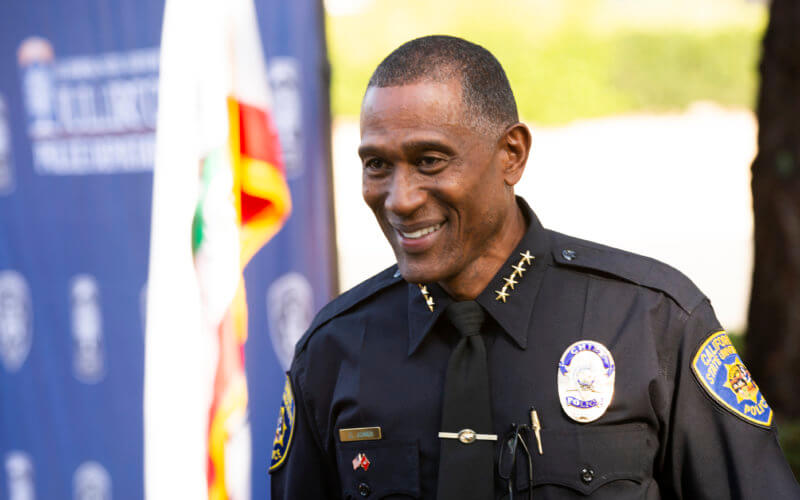Police Cheif Carl Jones