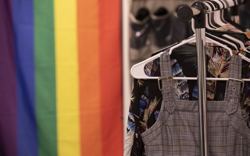 Gender Affirming Closet